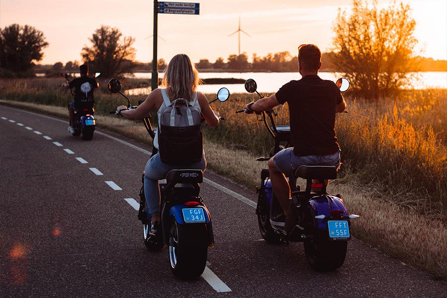 E-verhuur Brabant Prachtige Routes