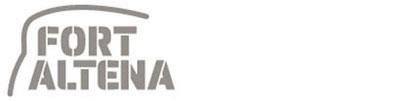 Logo van Fort Altena versie klein