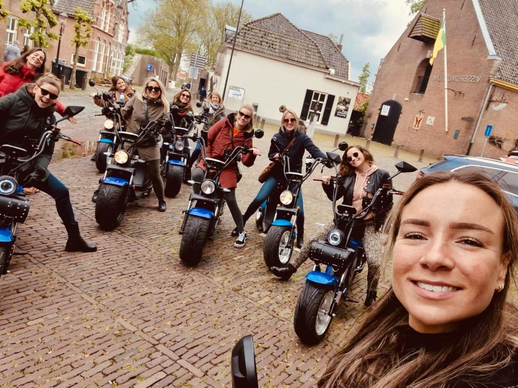 Teamuitje in Brabant