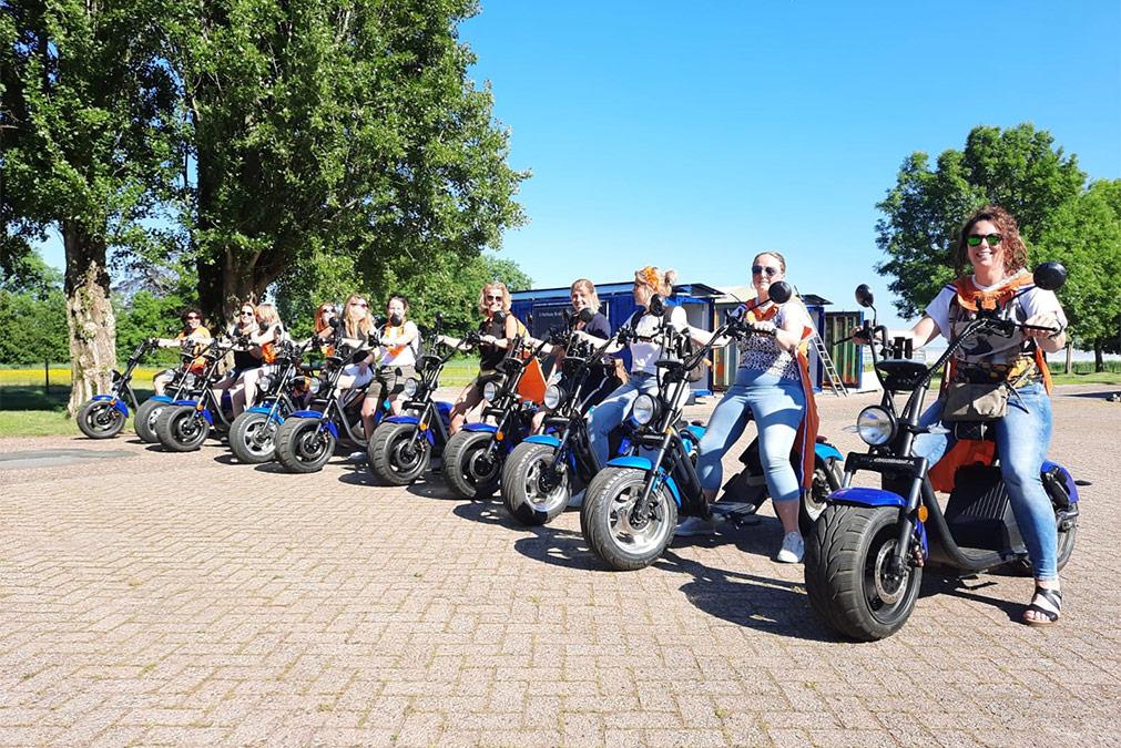 Vriendenuitje in Brabant